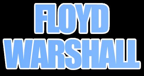 Algoritma Floyd-Warshall