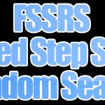 Algoritma Random Search: FSSRS (Fixed Step Size Random Search)