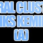 Spectral Clustering: Tipe Matriks Kemiripan (A)