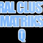 Spectral Clustering: Tipe Matriks Q