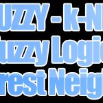 Algoritma Fuzzy k-NN (k-Nearest Neighbors)