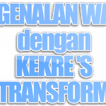 Algoritma Kekre's Transform