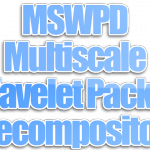 Algoritma MSWPD (Multiscale Wavelet Packet Decomposition)