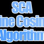 Algoritma SCA (Sine Cosine Algorithm)