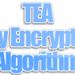 Algoritma TEA (Tiny Encryption Algorithm)