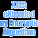 Algoritma XTEA (eXtended Tiny Encryption Algorithm)