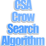 Algoritma CSA (Crow Search Algorithm)